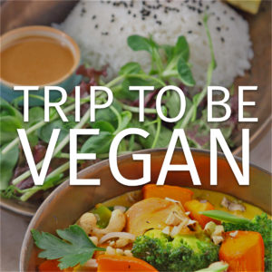 Trip to be Vegan – 2.08.2017